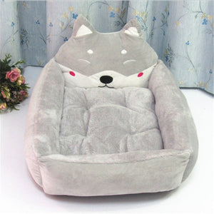 Cute Dog & Cat Bed dog bed, cat bed, pet bed