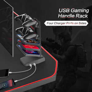 Vanspace 55 x 23 Inch Ergonomic Gaming Desk gaming computer desk, best gaming desk, cheap gaming desk, pc gaming desk, pc gaming table, black gaming desk, gaming computer table