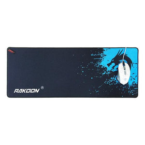 Rakoon Large Blue Gaming Mouse Mat Rakoon Large Blue Gaming Mouse Mat