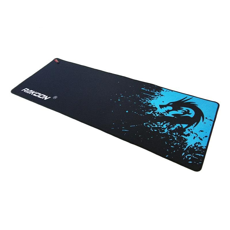 Rakoon Large Blue Gaming Mouse Mat