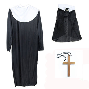 Halloween Nun Costume Halloween Nun Costume