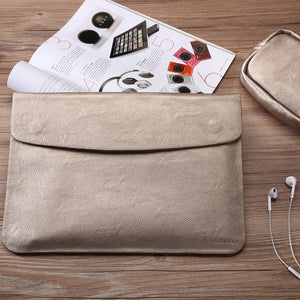 Ultra Thin Waterproof Leather Macbook Laptop Sleeve Ultra Thin Waterproof Leather Macbook Laptop Sleeve