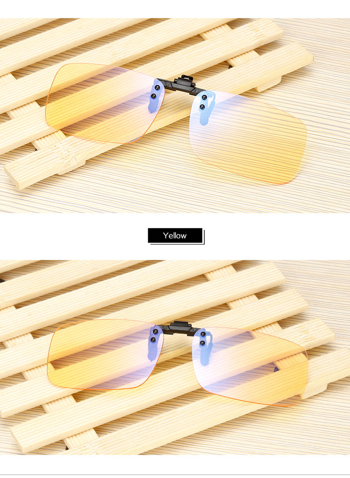 Anti Blue Light Clip On Glasses