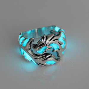 Glow In The Dark Dragon Ring Glow In The Dark Dragon Ring