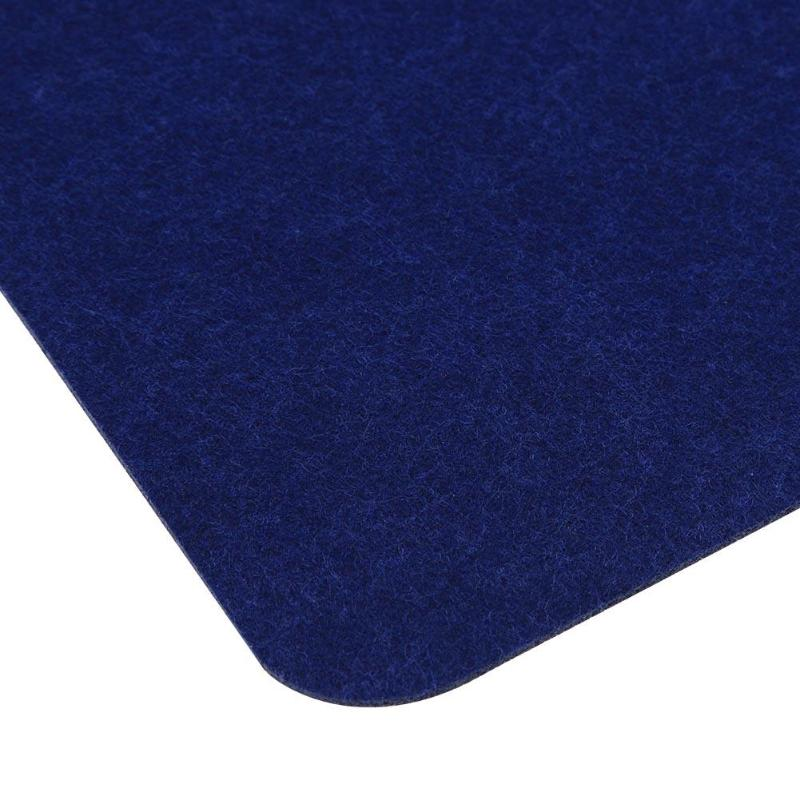 Large Office Computer Desk Mat Table Wool Felt Laptop Cushion Desk Mat Mousepad