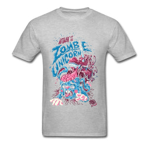 Attack Of The Zombie Unicorn T-Shirt Attack Of The Zombie Unicorn T-Shirt