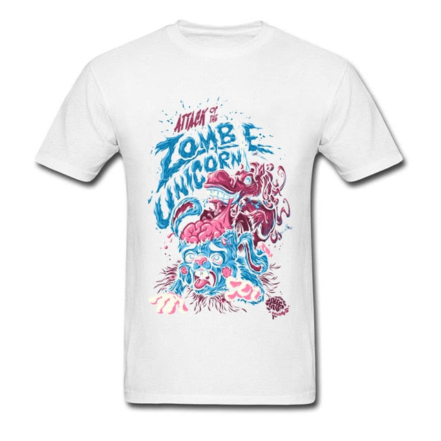 Attack Of The Zombie Unicorn T-Shirt