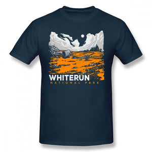 Whiterun National Park T-Shirt Elder Scrolls Skyrim