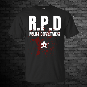 Resident Evil RPD Police Department