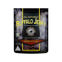 Natural Buffalo Jerky 3.0 oz - Original