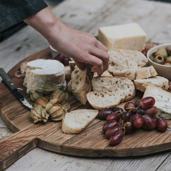 How to put together the ultimate festive cheese board