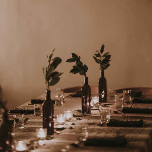 Seasonal dinner party ideas for winter
