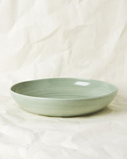Large serving bowl in Seaglass