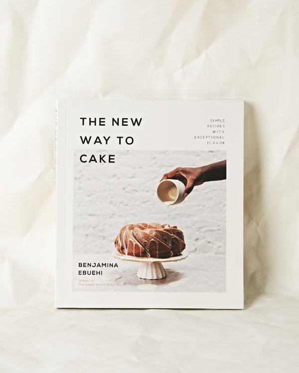 The New Way to Cake recipe book