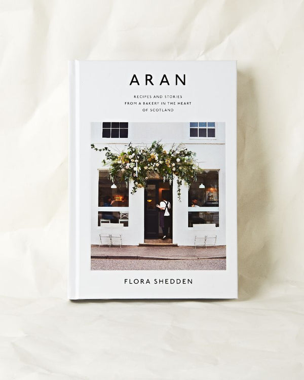 Aran Bakery recipe book