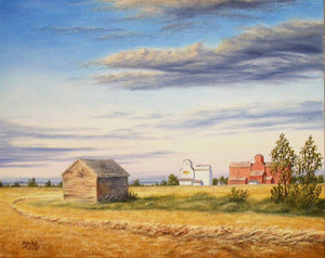 Saskatchewan Memories by Dan Reid