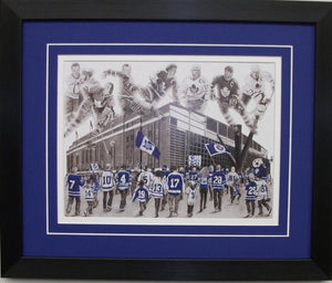 Toronto Maple Leafs Game Day Series by Jeremy Bresciani
