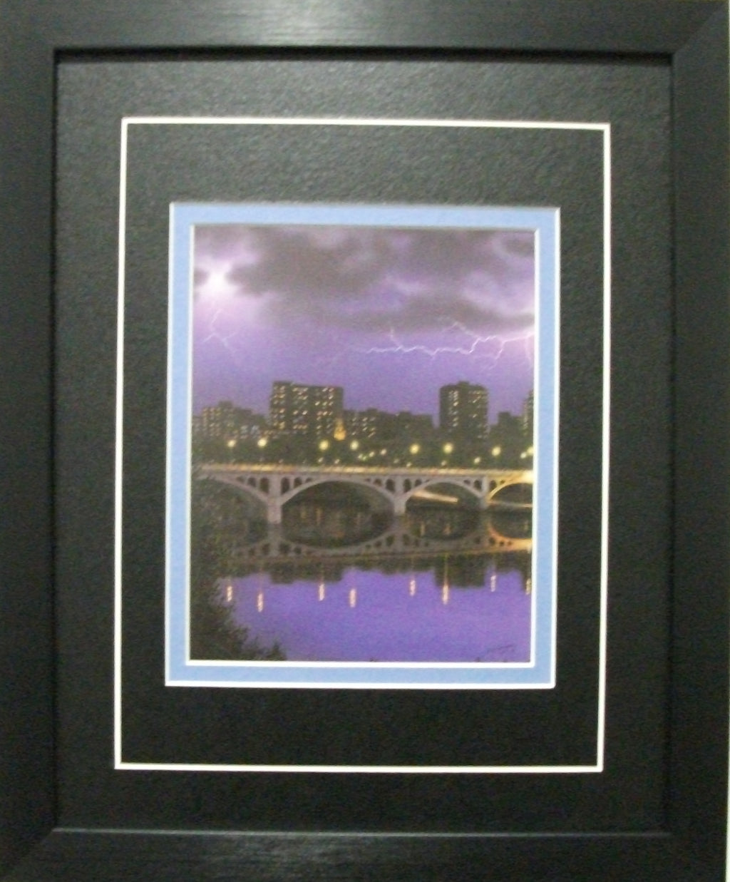 Saskatoon City of Bridges by Glen Scrimshaw
