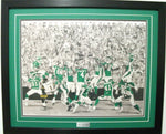 The 13th Man Saskatchewan Roughriders by Jeremy Bresciani