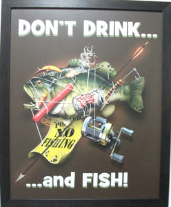 Don't Drink and Fish