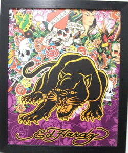 Ed Hardy Panther Love Kills Slowly