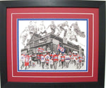 "Montreal Canadiens ""Les Habitants"" Game Day Series by Jeremy Bresciani"