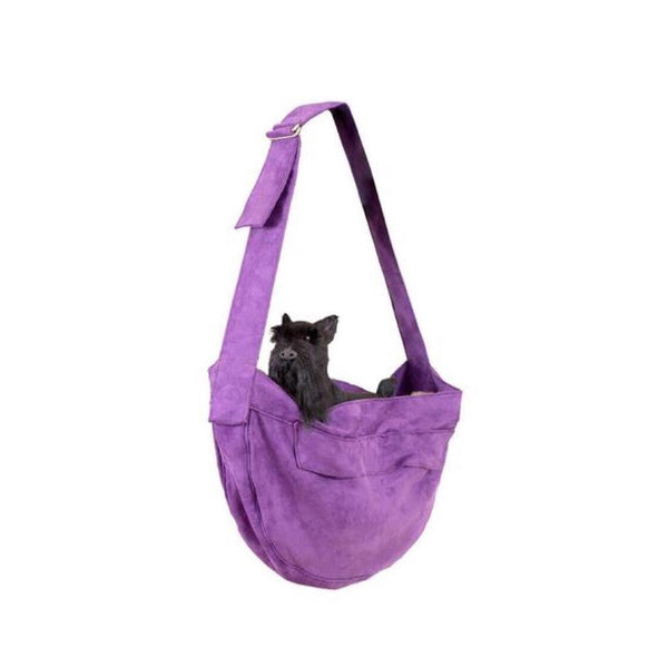 Cuddle Sling Purple