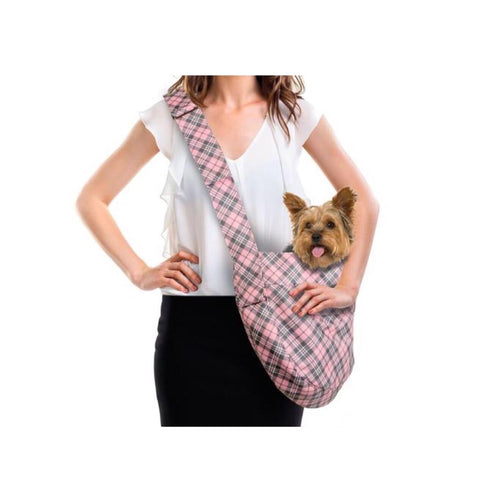 Cuddle Sling Plaid/P