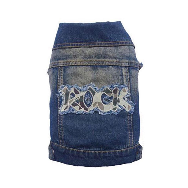 D/D Denim Rock