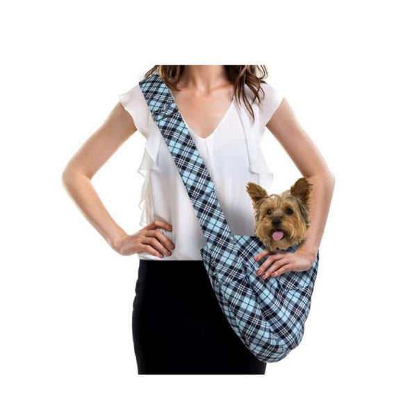 Cuddle Sling Plaid/B