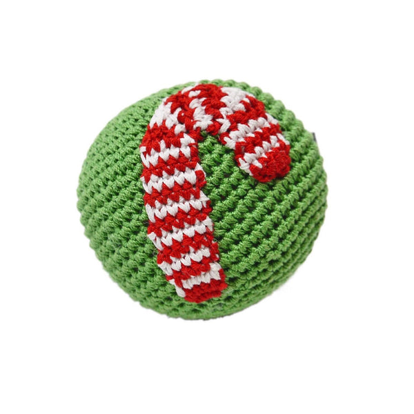H/C Candy Cane Ball