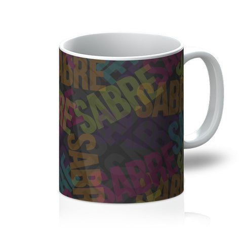 Sabre Takeover - Dark Colors  Mug