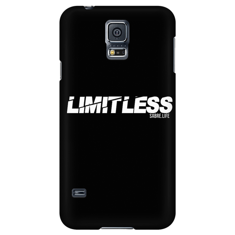 LIMITLESS | Black Phone Case