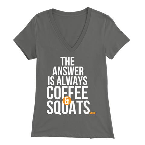 Coffee & Squats