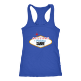 Sabre Vegas Next Level Racerback Tank