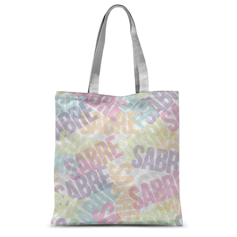 Sabre Takeover  Sublimation Tote Bag