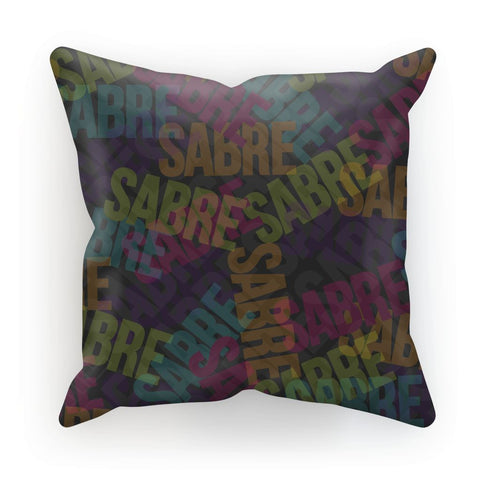 Sabre Takeover - Dark Colors  Cushion