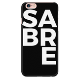 SABRE Block Phone Case