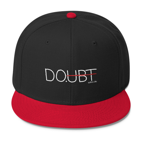 DO.UBT | Wool Blend Snapback
