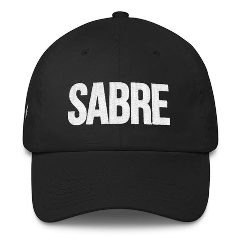 Sabre Badge of Honor Dad Hat