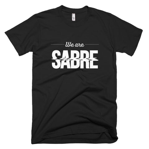 We Are Sabre 2nd Edition Short-Sleeve T-Shirt