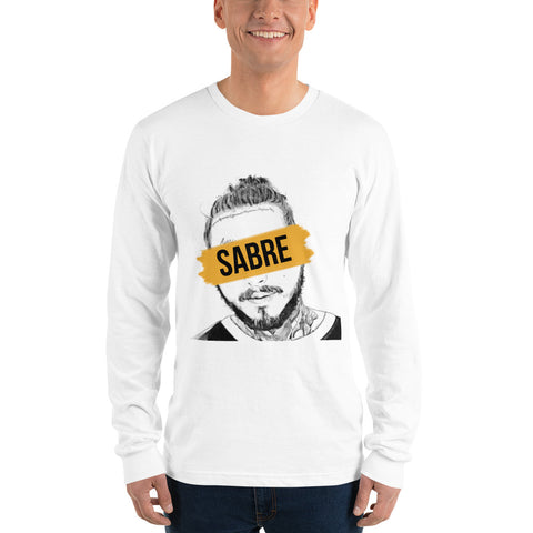 Sabre Post Malone long sleeve shirt