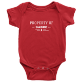 Property of Sabre Est. 2011