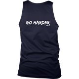 Note To Self, Go Harder Tank Mens