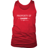 Property of Sabre T-Shirt