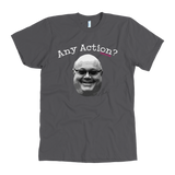 Any Action? KB Mens T-Shirt