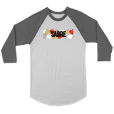 Sabre Vegas Baseball Long Sleeve