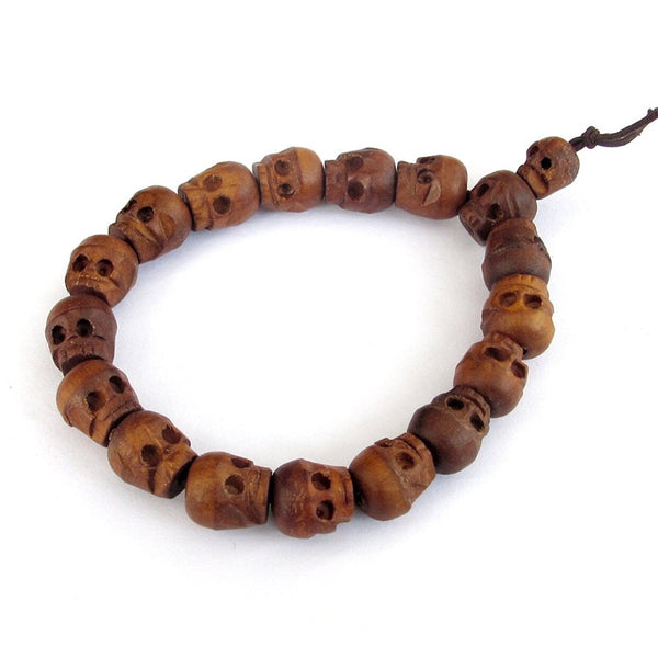 indonesian mm red beads kayu bracelet blood wood of s king p raja agathis dragon