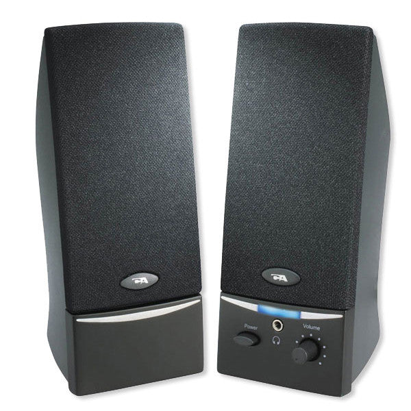 Cyber Acoustics 2pc Desktop Speakers -4W