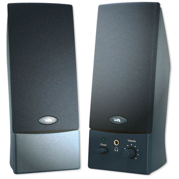 2pc USB Desktop Speakers